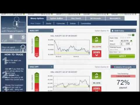 Binary Options Guide 2013
