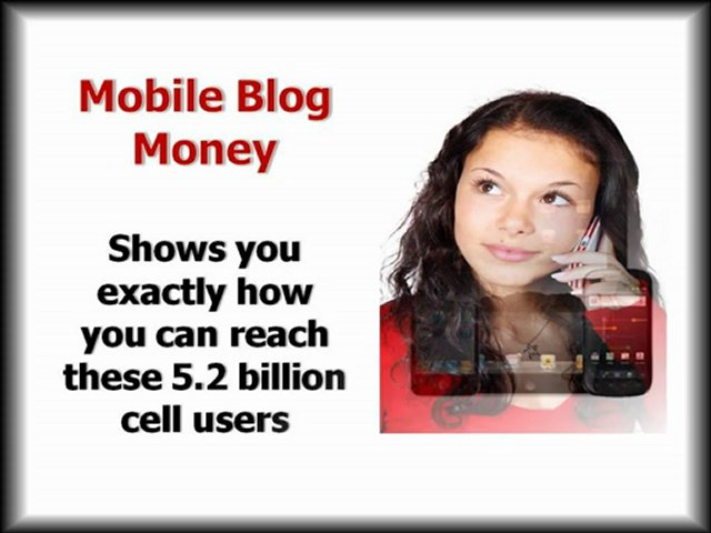 Mobile Blog Money _ Mobile Blog Money Review