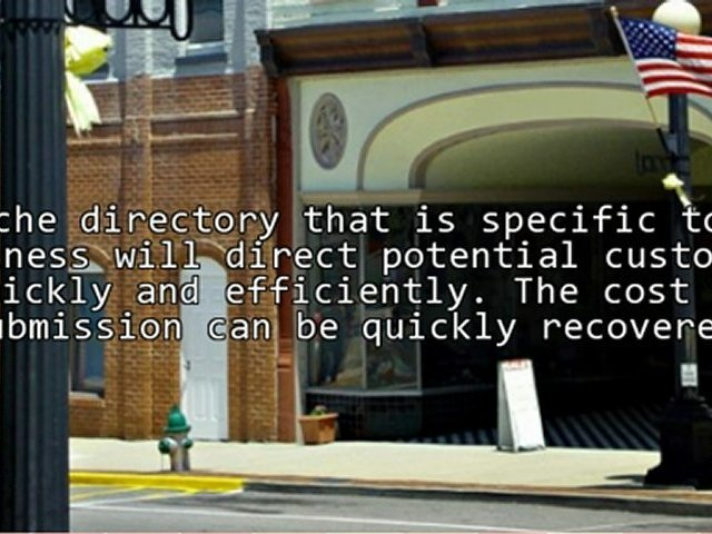 Web directories increase traffic and profitability