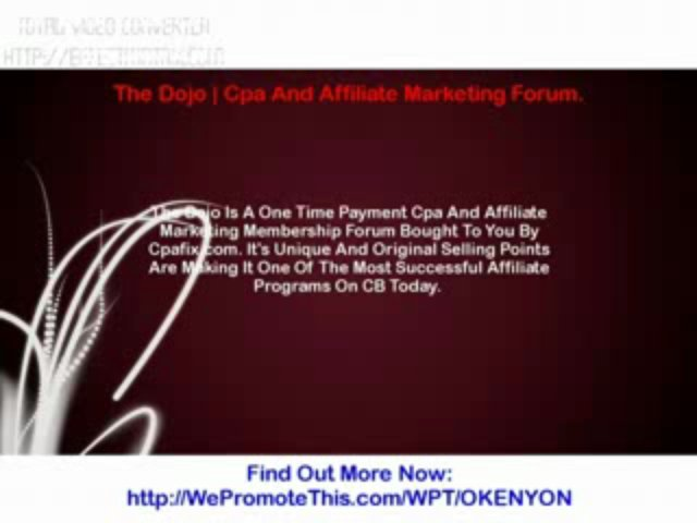""" The Dojo 