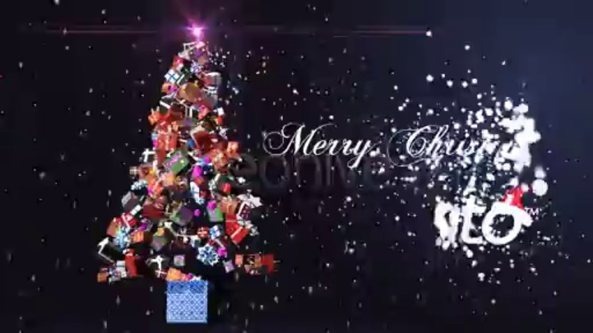 Christmas Gifts – After Effects Template