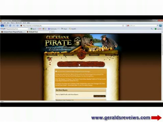 Big Money With Affiliate Marketing Money – CB Pirate Review