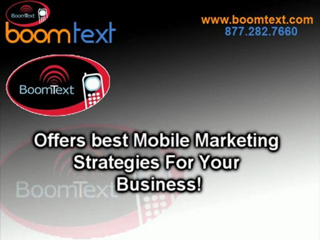 The Best Mobile Marketing Strategies