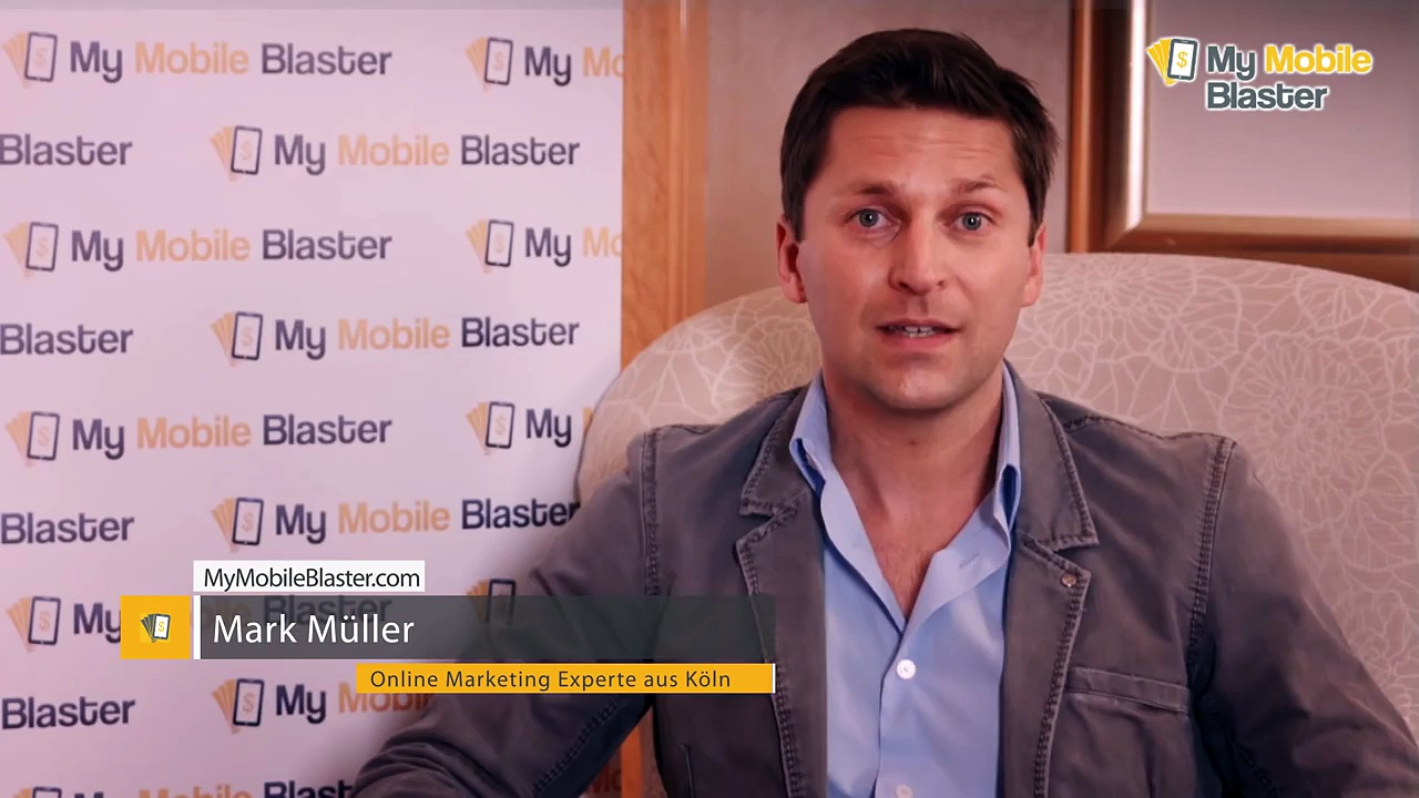 Mobile Blaster Affiliate Marketing und Performance Marketing
