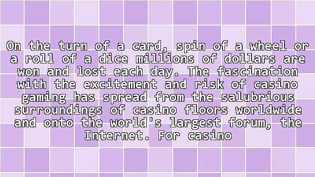 Online Casino Affiliate Marketing: Making Casinos Work For You