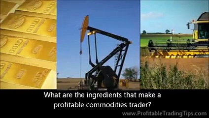 Profitable Commodities Trader