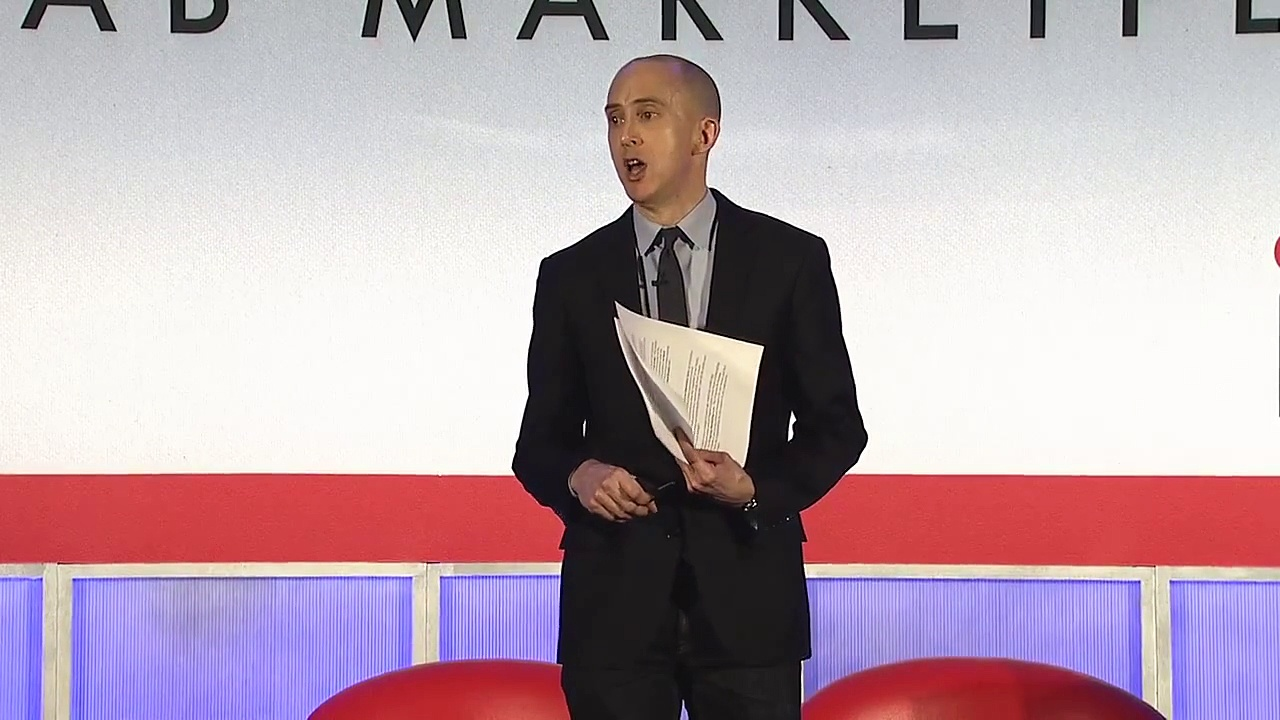 Ken Todd, Showtime on Mobile Entertainment Marketing at at 2015 IAB Mobile Marketplace