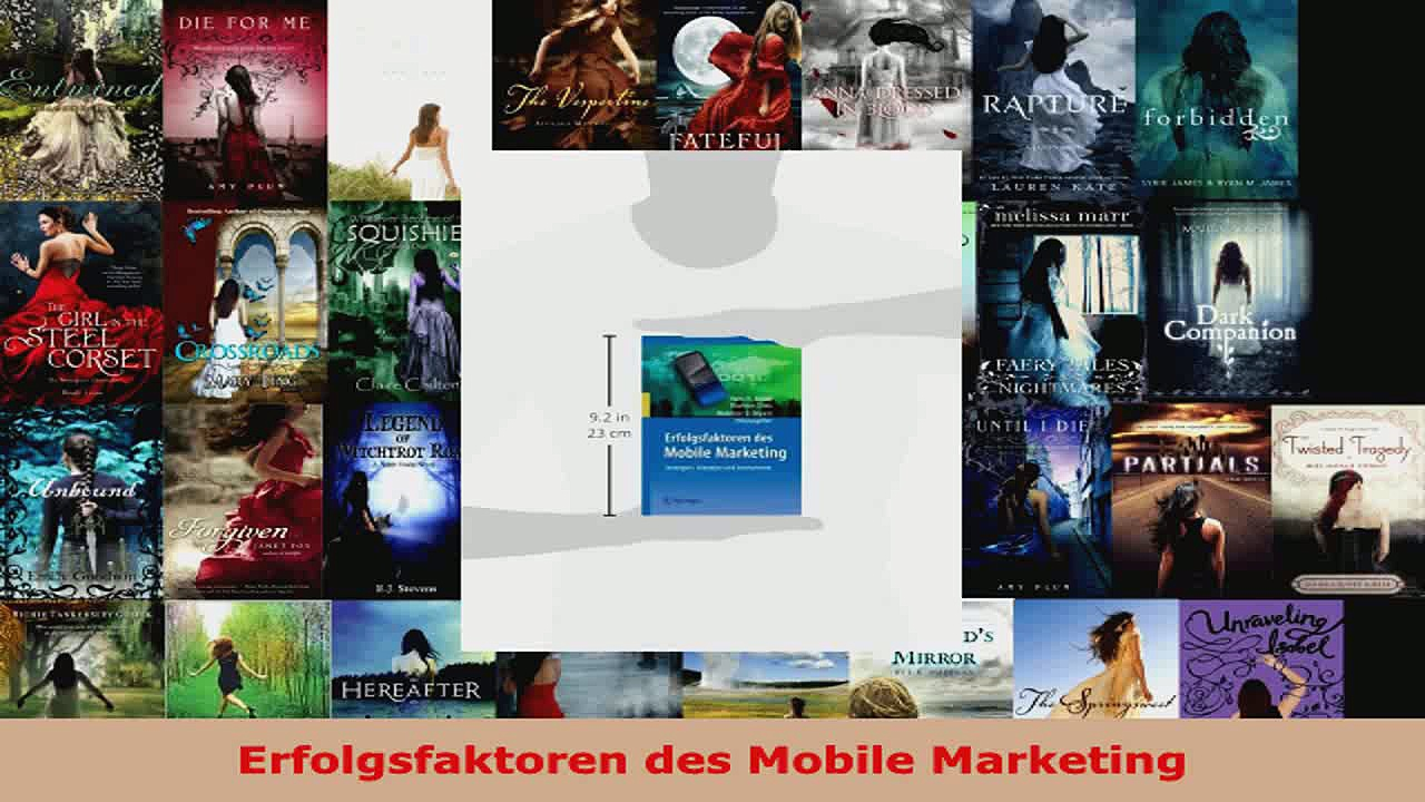 Download  Erfolgsfaktoren des Mobile Marketing Ebook Frei