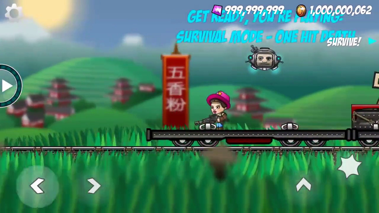 Storm the Train Game Mobile Mod Money