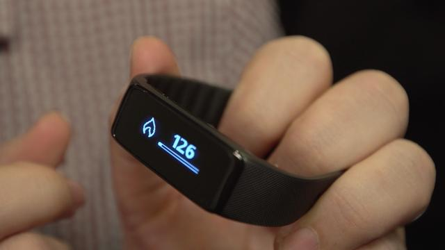 Acer Liquid Leap+ fitness band works on iOS, Android, and Windows phones too