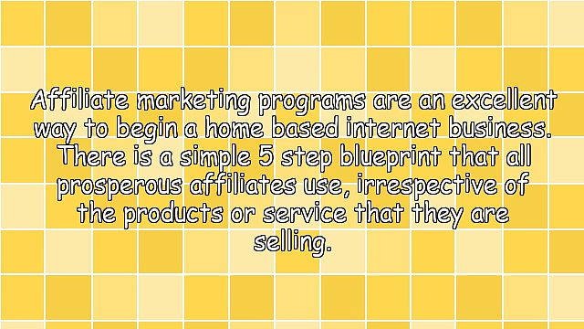 The 5 Steps To Success With Affiliate Marketing Sales