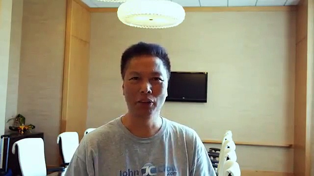 John Chow money making system