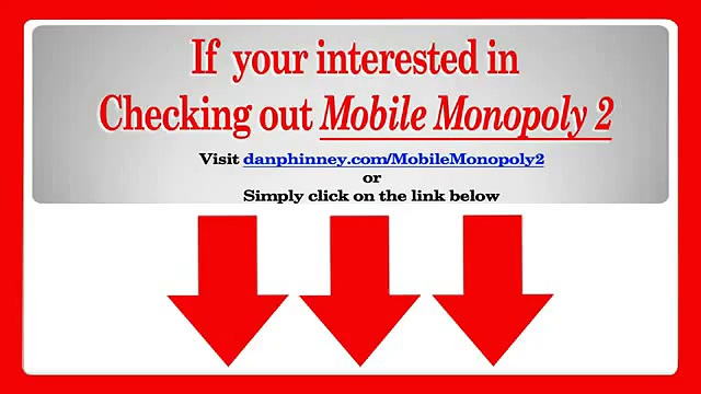 Mobile Monopoly 2 is a cool course that teaches the ways of Making money with mobile – Mobile