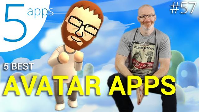 Five avatar creation apps