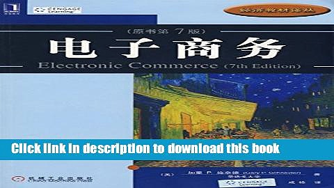 Download E-commerce ( the original book version 7 ) ( smart phones . social networks. mobile