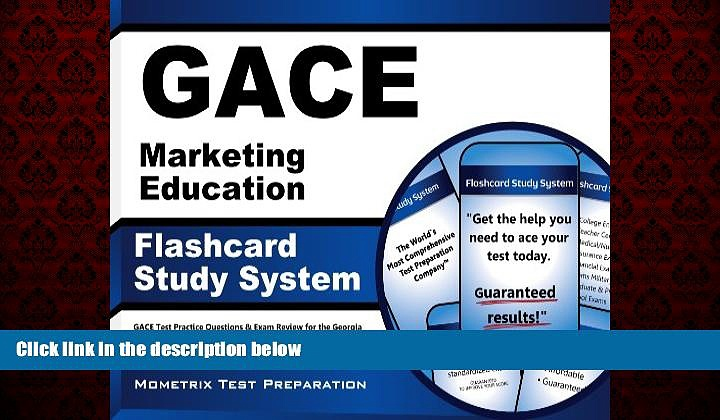Free [PDF] Downlaod  GACE Marketing Education Flashcard Study System: GACE Test Practice