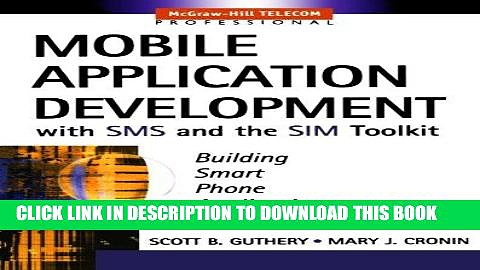 [READ] Kindle Mobile Application Development with SMS and the SIM Toolkit Audiobook Download
