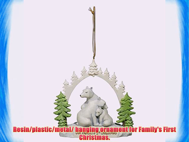 Grasslands Road Family's First Christmas Ornament Gifts of Glory 472112