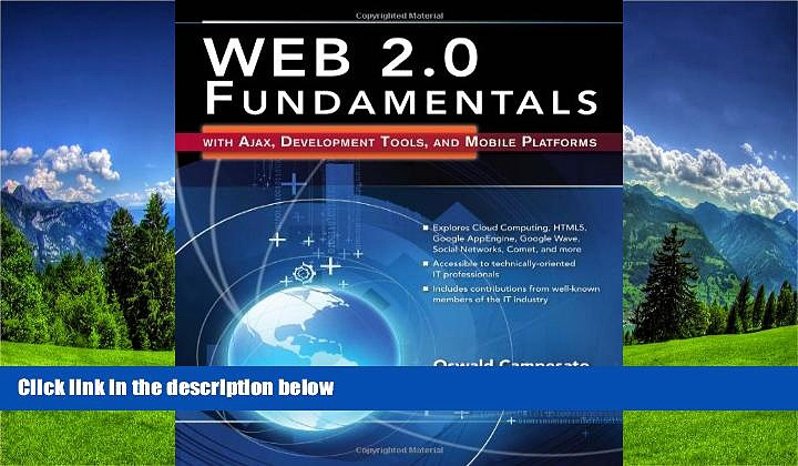 Free [PDF] Downlaod  Web 2.0 Fundamentals: With AJAX, Development Tools, And Mobile Platforms