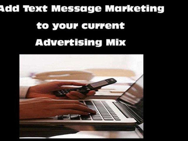 Text Marketing Results