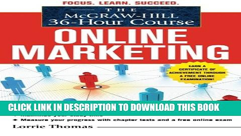 Collection Book The McGraw-Hill 36-Hour Course: Online Marketing (McGraw-Hill 36-Hour Courses)