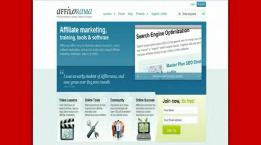 Affilorama :: The #1 Affiliate Marketing Training Portal | Affilorama :: The #1 Affiliate Marketing Training Portal