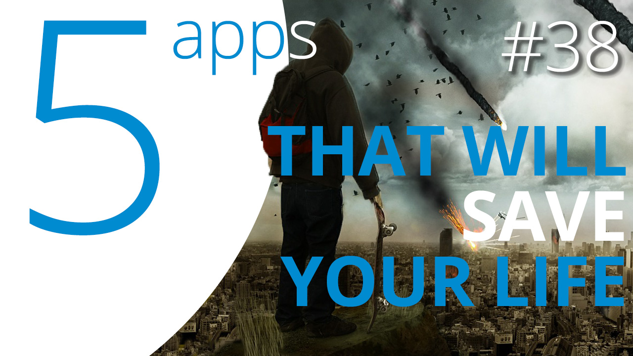 5 apocalypse survival apps