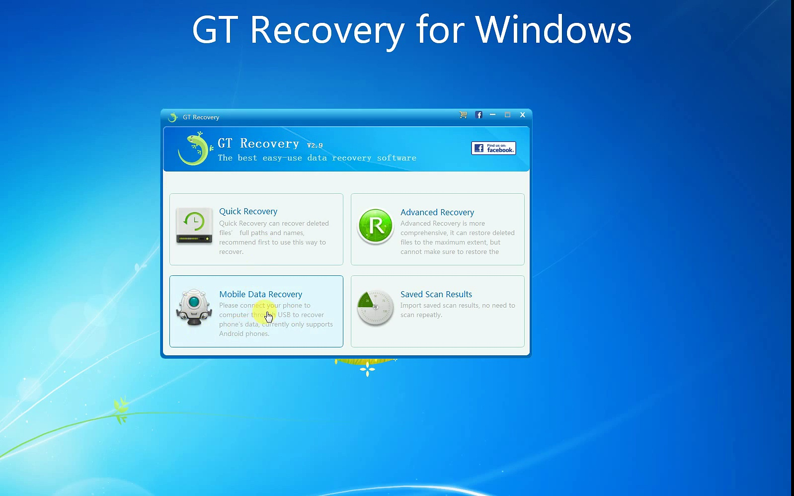 Files Recovery – How to recover deleted files on android phones
