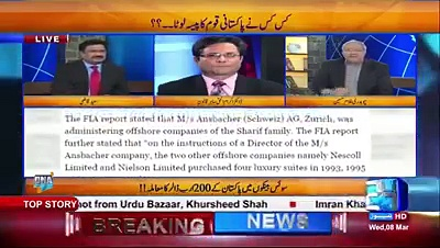 They take their money from Swiss banks, now they are making people fool – Dr Akram Ul Haq