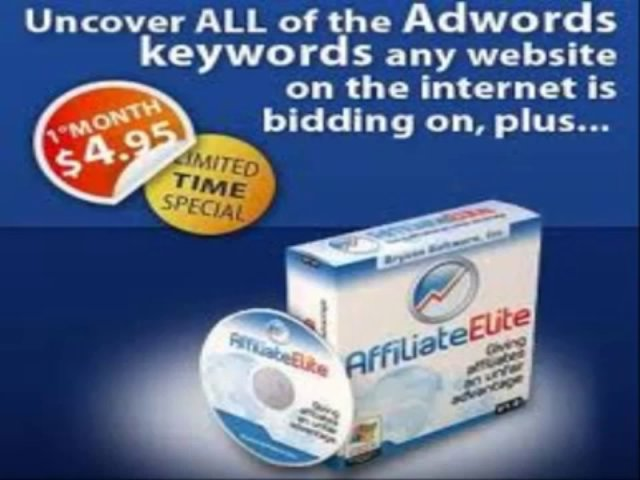 Affiliate Elite Software Download | Affiliate Elite Video Tutorials