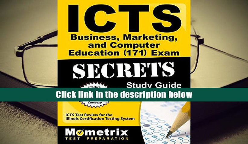 PDF [FREE] DOWNLOAD  ICTS Business, Marketing, and Computer Education (171) Exam Secrets Study
