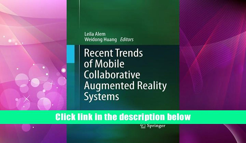 [PDF]  Recent Trends of  Mobile Collaborative Augmented Reality Systems  For Ipad