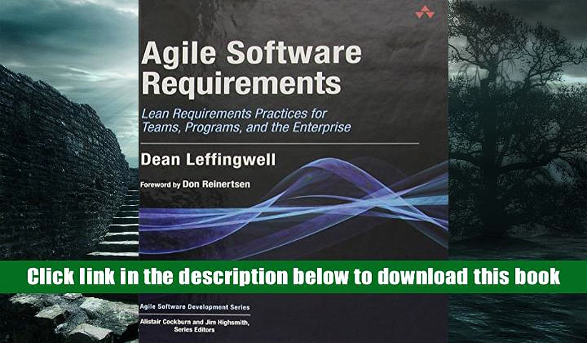 Popular Book  Agile Software Requirements: Lean Requirements Practices for Teams, Programs, and