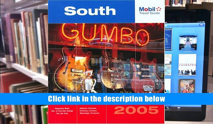 Audiobook  Mobil Travel Guide South: Alabama, Arkansas, Kentucky, Louisiana, Mississippi,