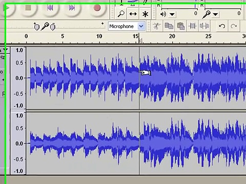 Basic tips on Audacity