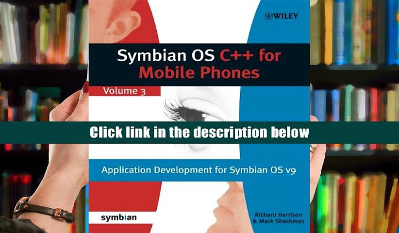 Popular Book  Symbian OS C++ for Mobile Phones (Symbian Press)  For Online