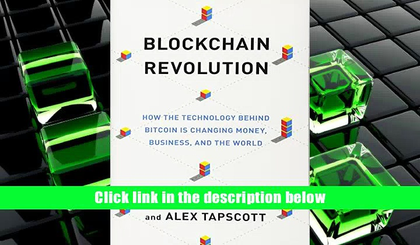 Download  Blockchain Revolution: How the Technology Behind Bitcoin Is Changing Money, Business,
