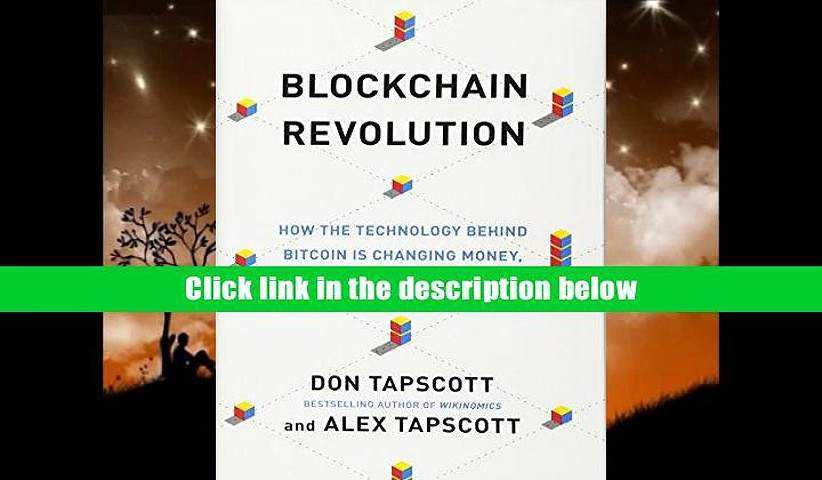 Online Blockchain Revolution: How the Technology Behind Bitcoin Is Changing Money, Business, and