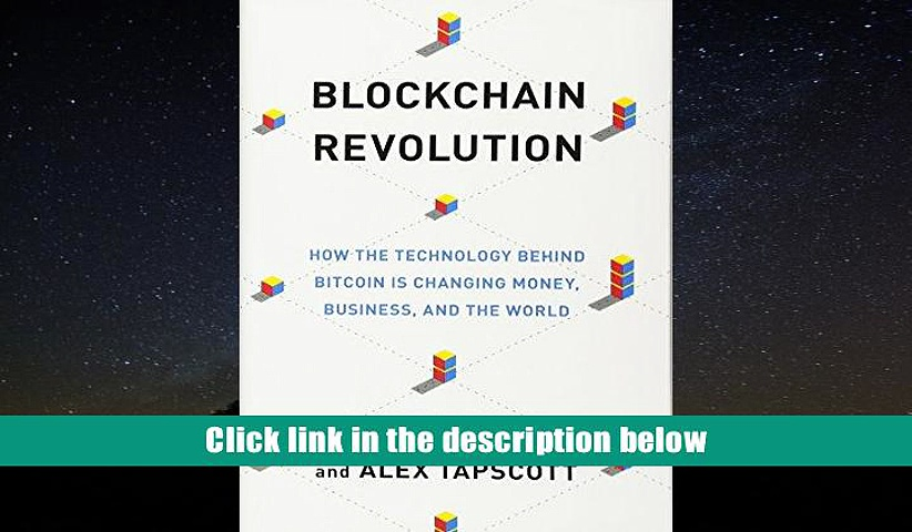 eBook Blockchain Revolution: How the Technology Behind Bitcoin Is Changing Money, Business, and