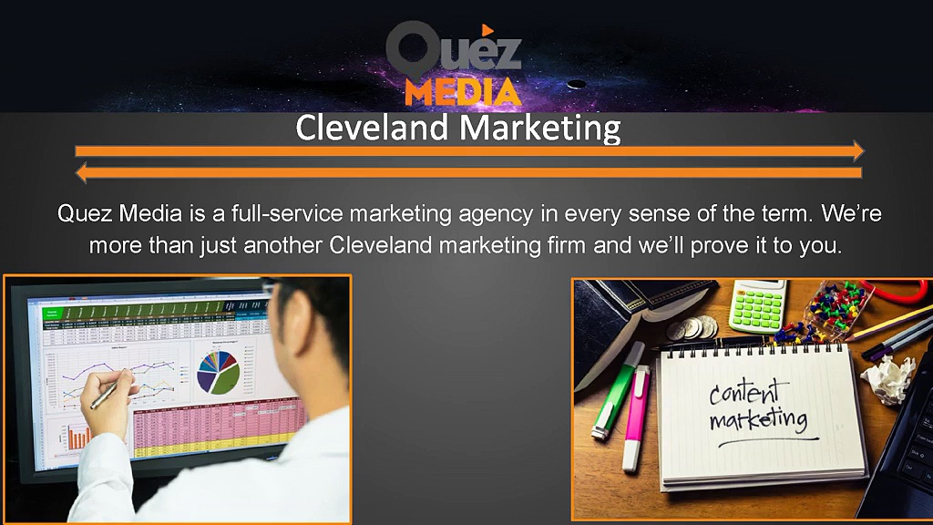 Cleveland Advertising Agencies  | Quez Media Marketing