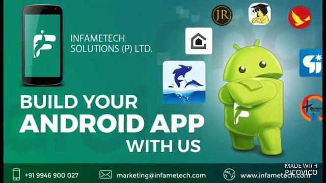 Infametech Solutions | Web Development,Mobile Application Development company in Kochi