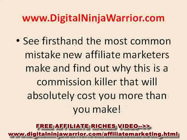 How Do Affiliate Programs Work