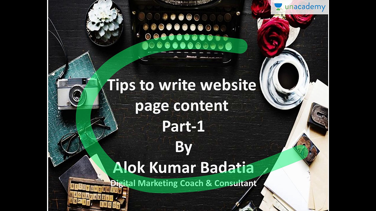A Guide to Business Writing | . Tips to Write Great Website Page Content (Part-1)
