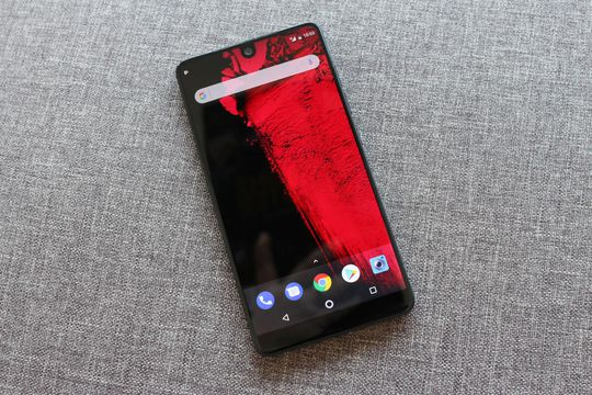 Android P could support new phones with an iPhone X-like notch