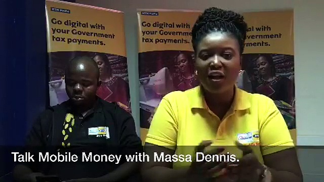 Talk Mobile Money with Massa Dennis