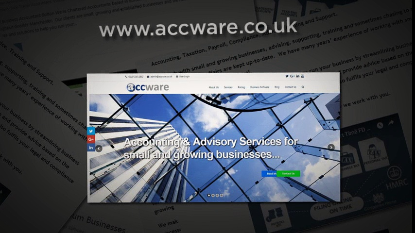 Accware Limited are passionate about improving financial control and profitability.