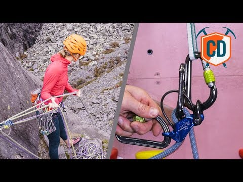 How Does A DMM Pivot Belay Device Work? | Climbing Daily Ep.1246