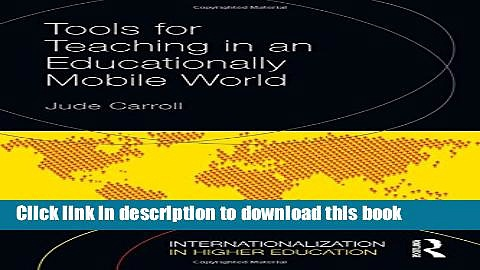 [Fresh] Tools for Teaching in an Educationally Mobile World New Ebook