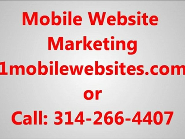mobile site marketing