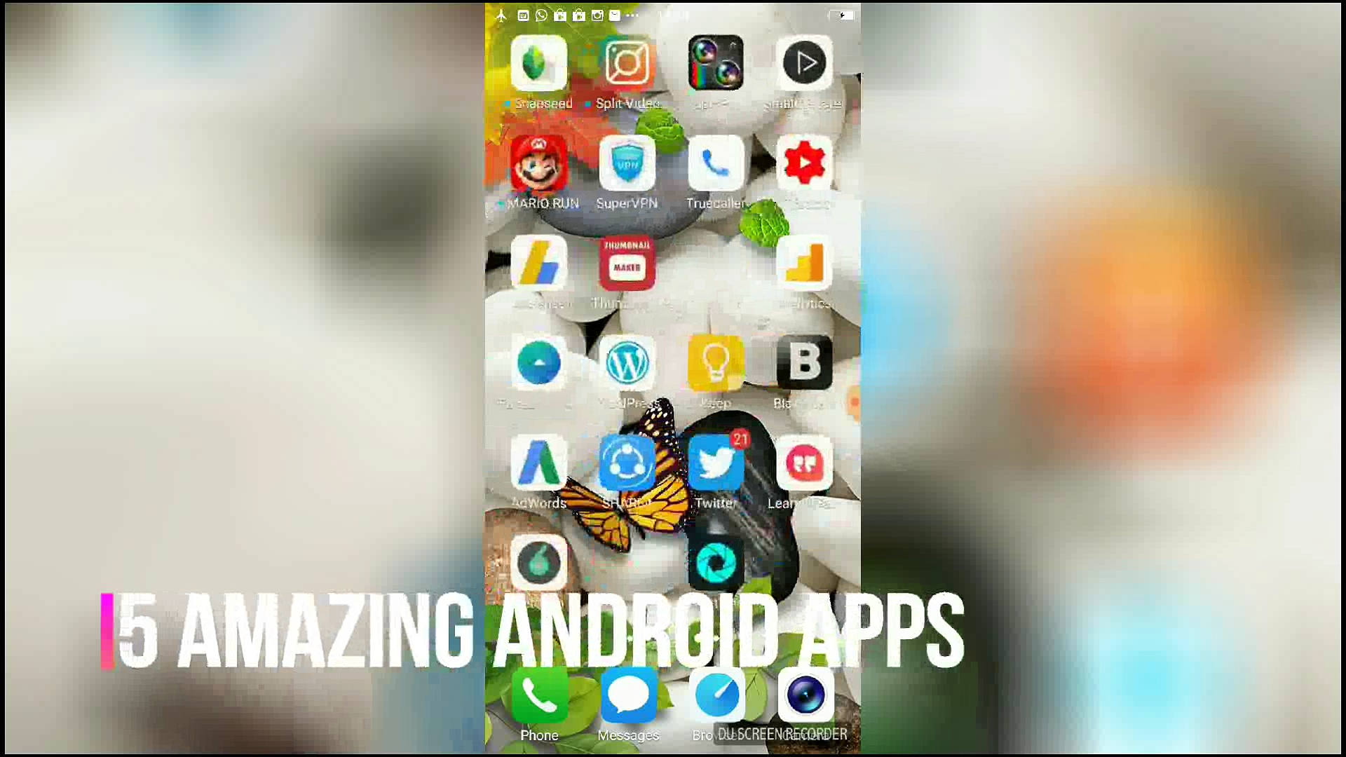 5 Amazing Android Apps | Android Apps That No Need Root | December Month Apps | Best Apps